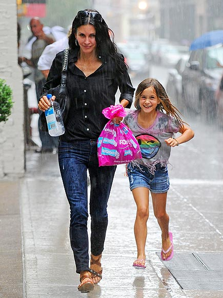 RAIN ROVERS photo | Courteney Cox