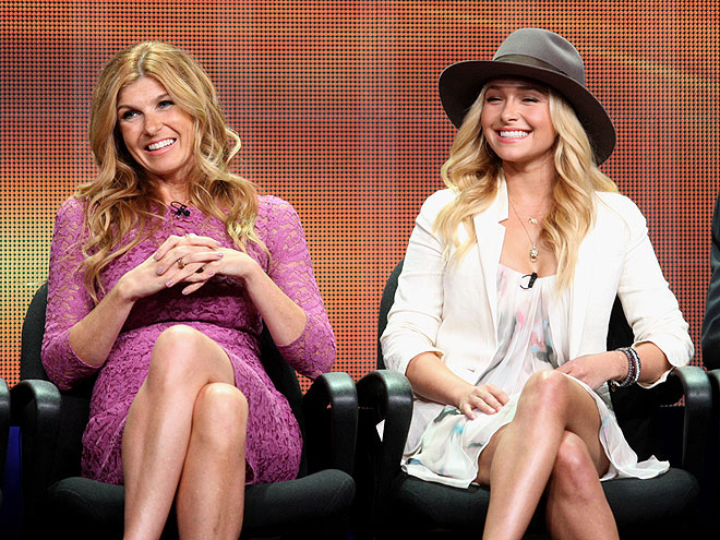 THE HOT SEAT photo | Connie Britton, Hayden Panettiere