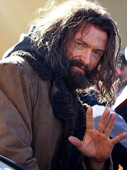 WOLF MAN photo | Hugh Jackman