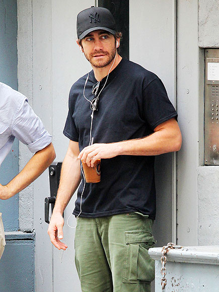 CHILL MODE photo | Jake Gyllenhaal