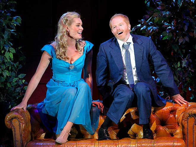 HIGH NOTE photo | Jesse Tyler Ferguson, Rebecca Romijn