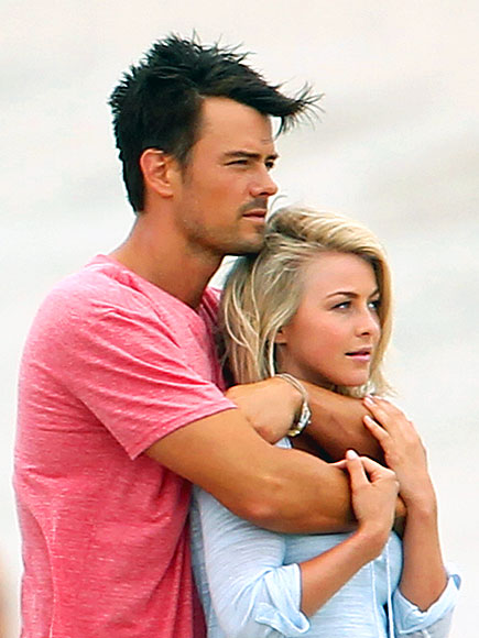 CREATING SPARKS photo | Josh Duhamel, Julianne Hough