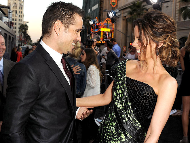 CHEERY DISPOSITIONS photo | Colin Farrell, Kate Beckinsale
