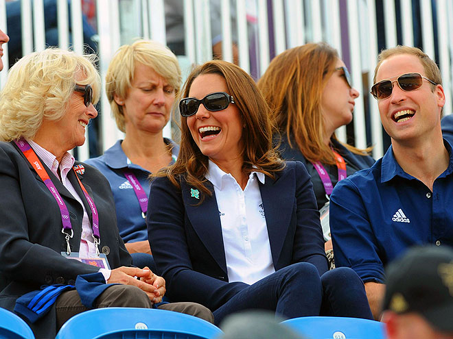 HURRAH FOR ZARA photo | Kate Middleton, Prince William