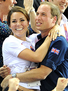 Prince William 'Absolutely Dreading' Getting Caught on Kiss Cam with Kate | Kate Middleton, Prince William