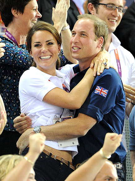ROYAL REJOICE photo | Kate Middleton, Prince William
