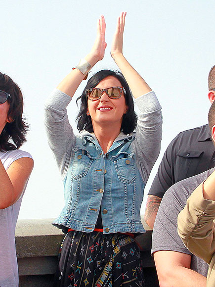 THE CLAPPER photo | Katy Perry