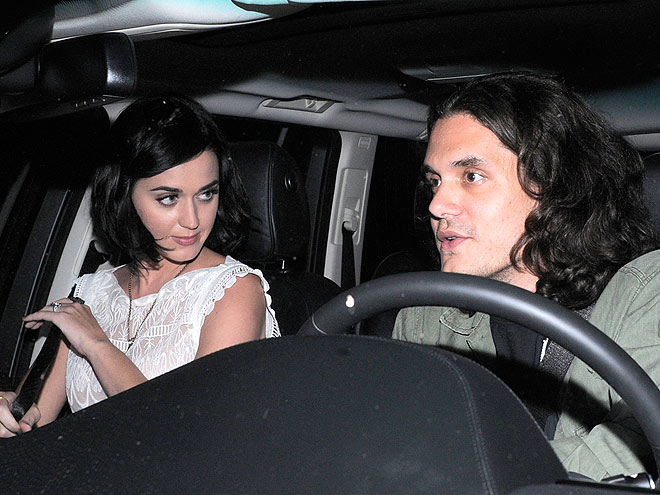 DRIVING MISS KATY photo | John Mayer, Katy Perry