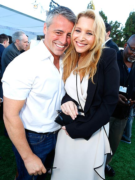 'FRIENDS' FOREVER photo | Lisa Kudrow, Matt LeBlanc