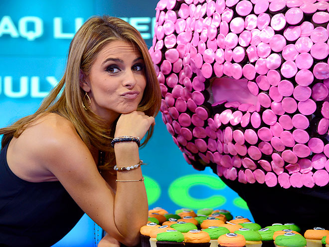 FUNNY FACE photo | Maria Menounos