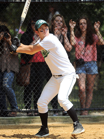 BATTER UP photo | Nick Jonas