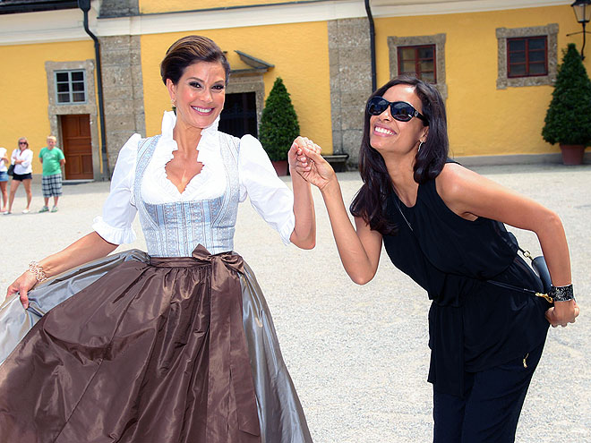 VIENNESE WALTZ photo | Rosario Dawson, Teri Hatcher