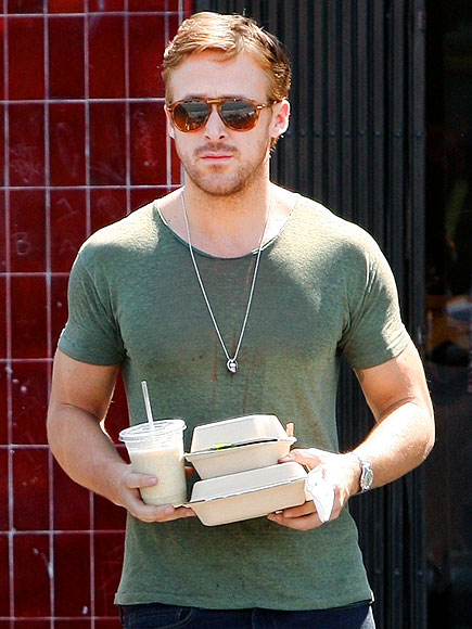MUSCLE TEE photo | Ryan Gosling
