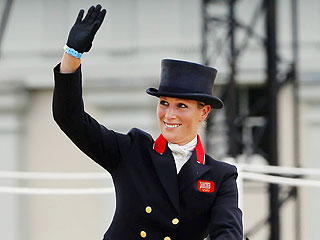 How Did Zara Phillips Fare in Olympics Equestrian Event?