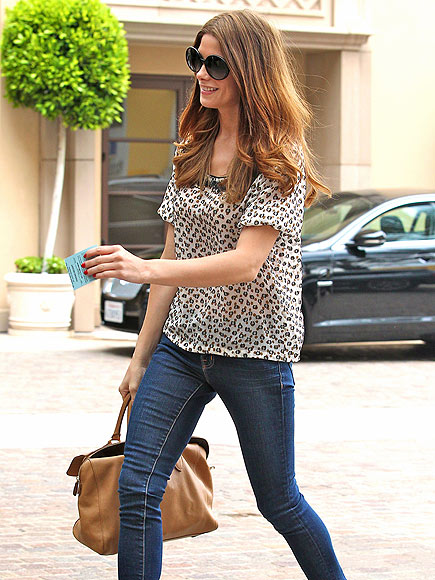 TALL STRIDES photo | Ashley Greene