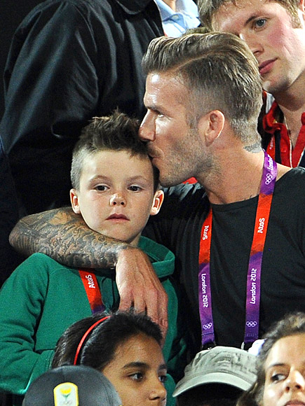 LOOK OF LOVE photo | David Beckham