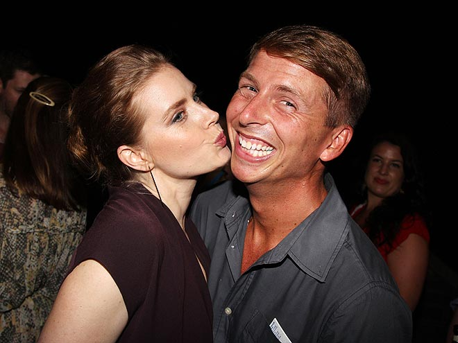 KISSY FACE photo | Amy Adams
