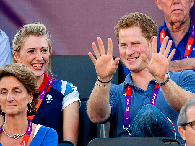 HANDY MAN photo | Prince Harry