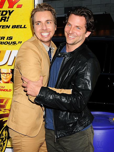 HUG IT OUT photo | Bradley Cooper, Dax Shepard