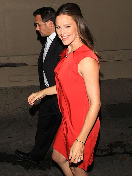 &#39;LIVE&#39; ACTION photo | Jennifer Garner