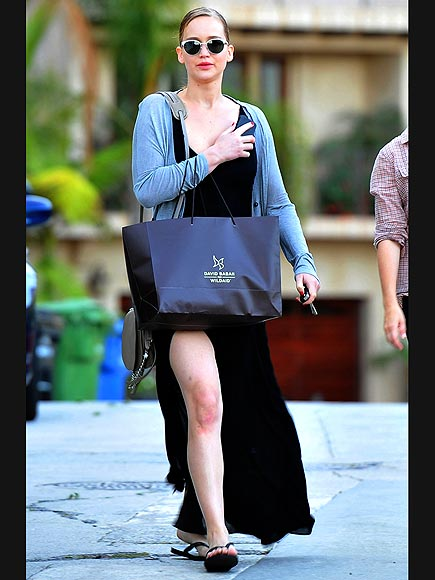 BIRTHDAY TREAT photo | Jennifer Lawrence
