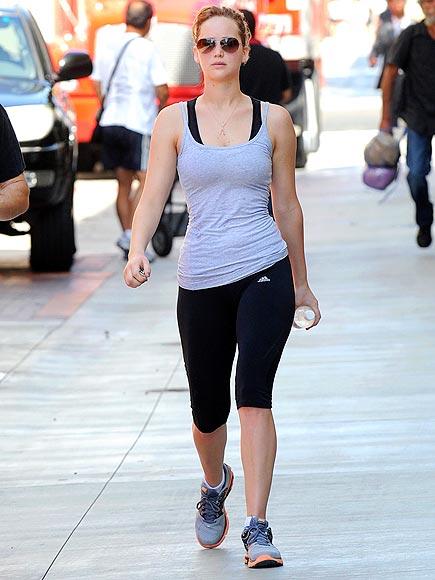 WALKING-JAY photo | Jennifer Lawrence