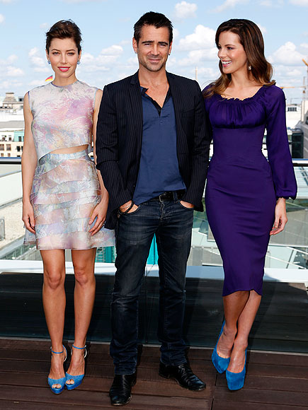 BLUE'S CLUES photo | Colin Farrell, Jessica Biel, Kate Beckinsale