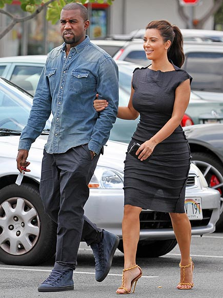 TWO FOR THE ROAD photo | Kanye West, Kim Kardashian