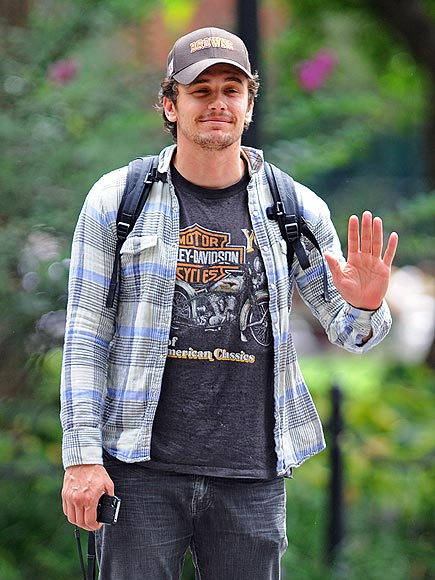 'HI' TIMES photo | James Franco