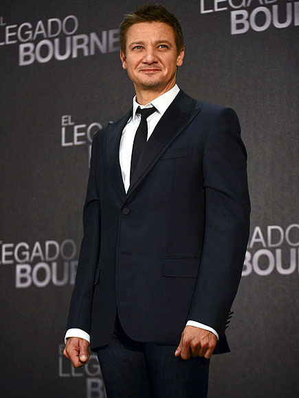 SUIT YOURSELF photo | Jeremy Renner