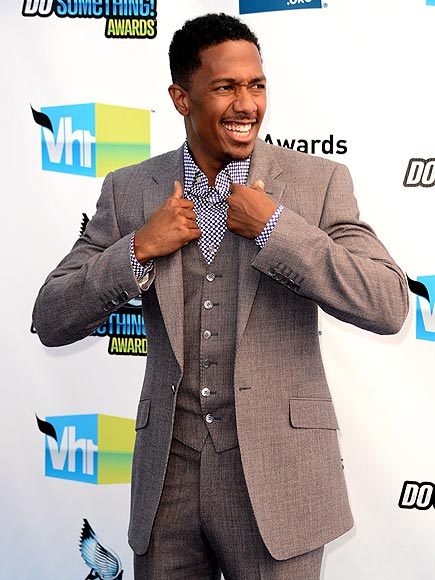 SUIT UP photo | Nick Cannon