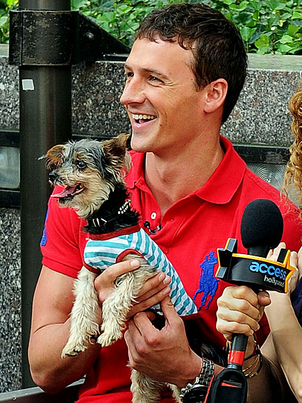 DOG DAY AFTERNOON photo | Ryan Lochte