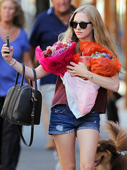 FLOWER CHILD photo | Amanda Seyfried