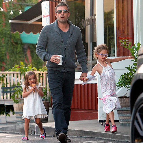 DADDY'S GIRLS photo | Ben Affleck