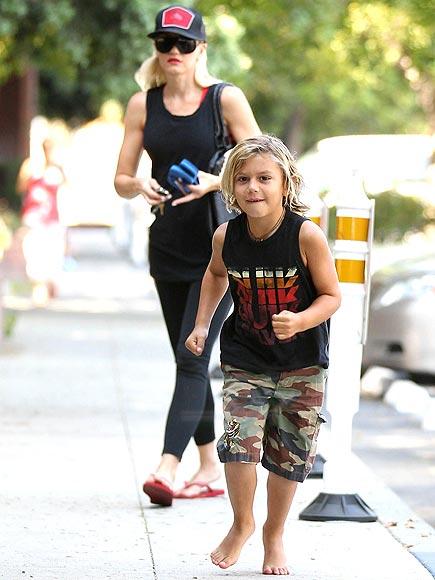 RUNNING FREE photo | Gwen Stefani