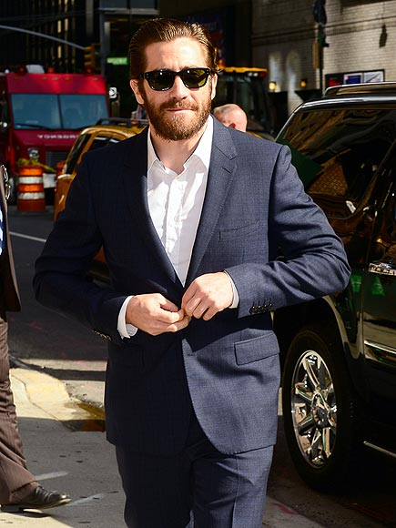 ON THE BUTTON photo | Jake Gyllenhaal