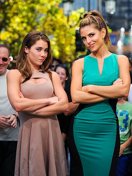FACE-OFF photo | Maria Menounos