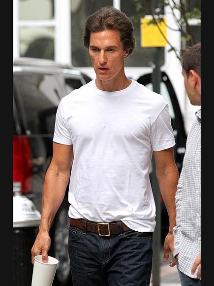 WHITE COLLAR photo | Matthew McConaughey
