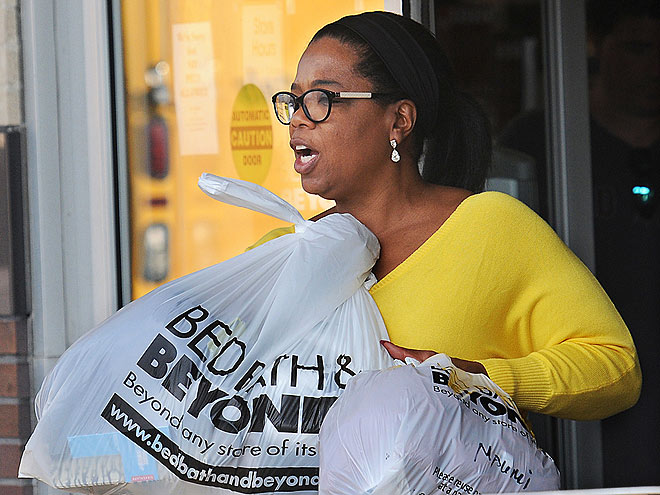 IN THE BAG photo | Oprah Winfrey