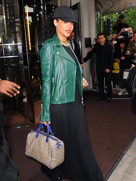 GOING GREEN photo | Rihanna