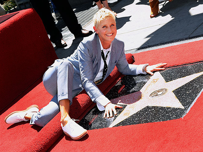 STARRY-EYED photo | Ellen DeGeneres