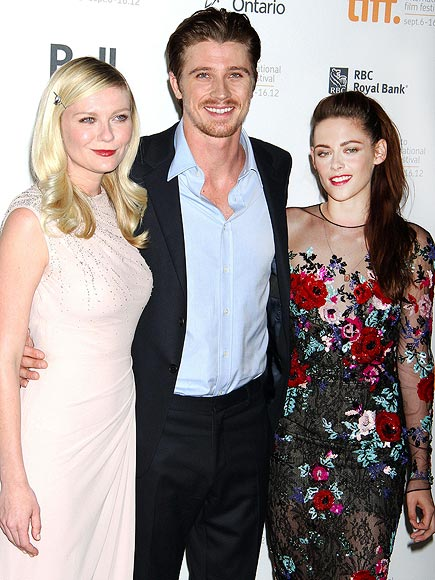 BEAUTY & THE BEATNIK photo | Garrett Hedlund, Kirsten Dunst, Kristen Stewart
