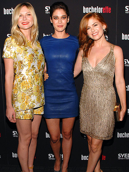 COCKTAIL HOUR photo | Isla Fisher, Kirsten Dunst, Lizzy Caplan