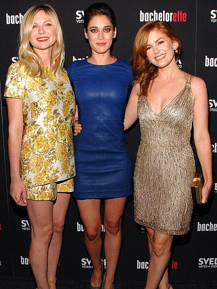 COCKTAIL HOUR photo | Isla Fisher, Kirsten Dunst, Lizzy Caplan