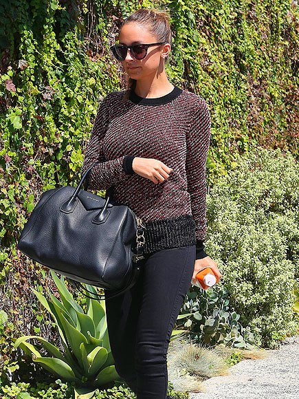 SWEATER WEATHER photo | Nicole Richie