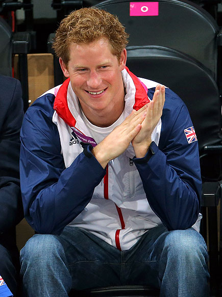 BACK IN THE GAME photo | Prince Harry