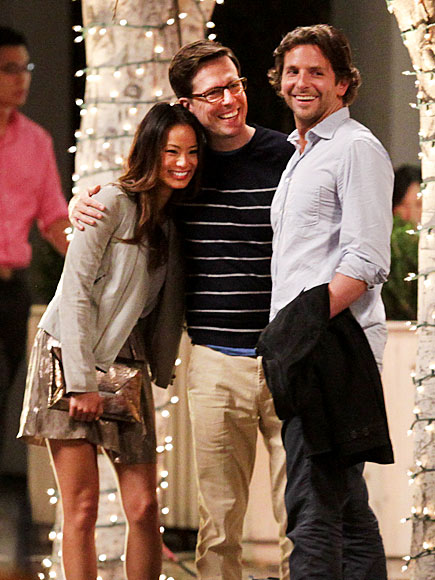 HANG TIME photo | Bradley Cooper, Ed Helms, Jamie Chung