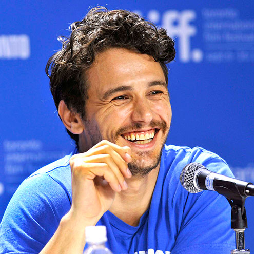 SMILEY FACE photo | James Franco