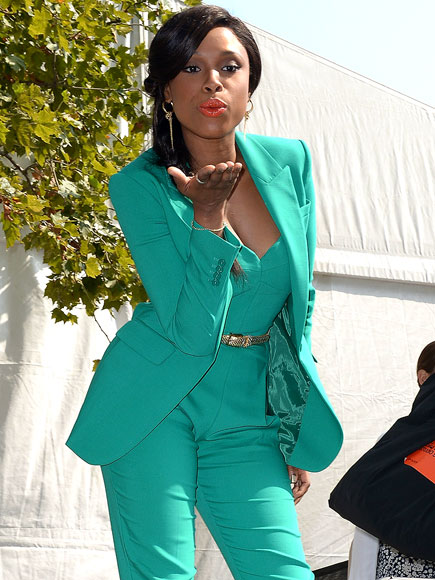 MWAH! photo | Jennifer Hudson