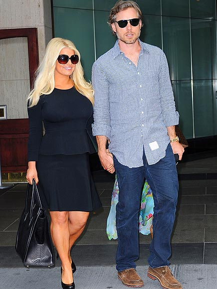 PEPLUM IN HER STEP photo | Jessica Simpson